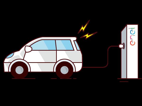 Mobilità Sostenibile E-GO ALD - Veicolo E-GO + Enel Pole Station