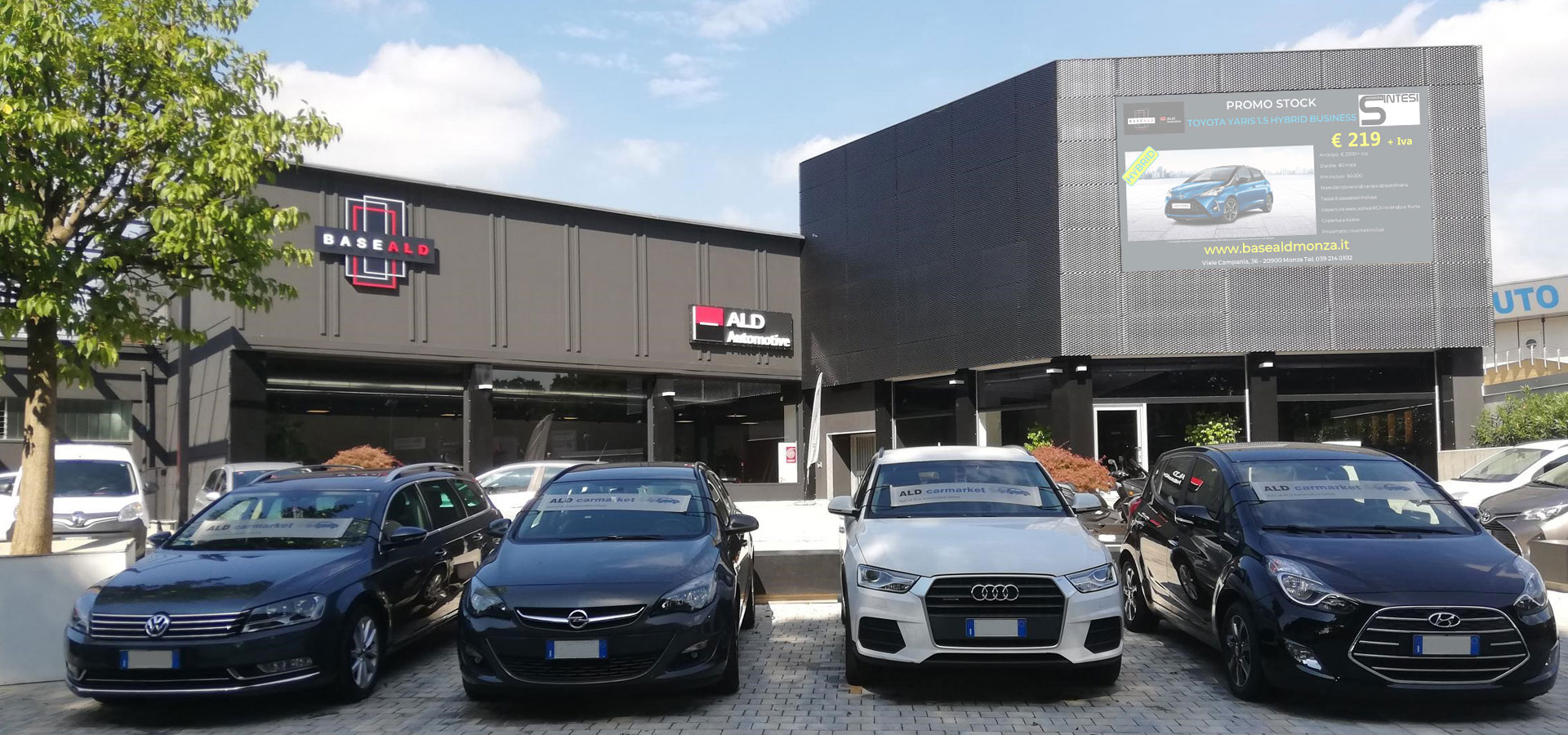Sintesi Automotive Milano